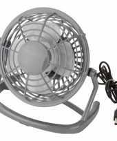 Mini ventilator met usb aansluiting